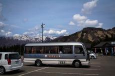 バスは。。。