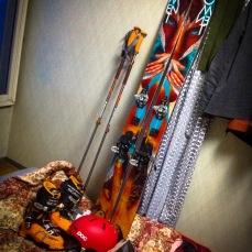 New gear :-)