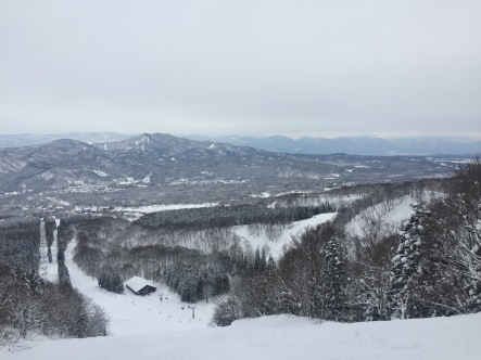 From the old lift